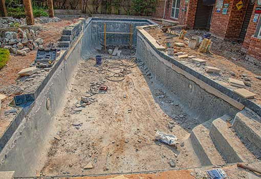 Extreme Pool Care LLC Remodeling Project